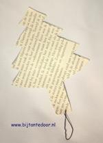 Kerstboom-papier